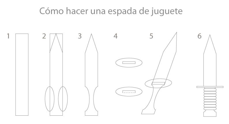 Jesús Hacer De Juguete Espada SalazarDiseñadorcómo Una O8nPkX0w